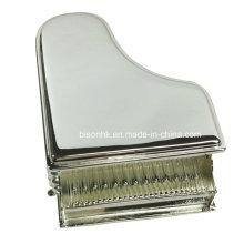 Klavierform Schmuckschatulle