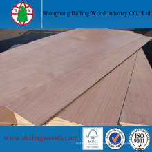 High Grade Okume Plywood 18mm