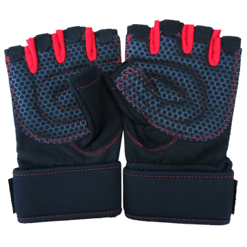 fitness gym bodybuilding weight lifting sports glove