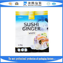 Ginger Food Packaging Bags
