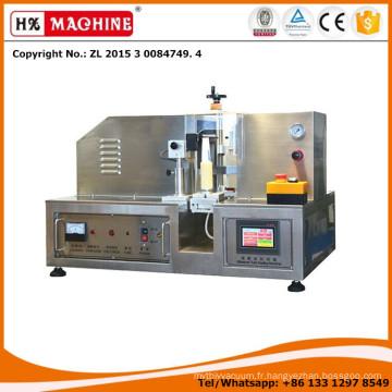 Machine de cachetage ultrasonique de machine de cachetage de tube de gel d'énergie de HX-007