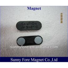 Abzeichen-Magnethalter