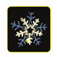 Motif Light 5meter flocon de neige