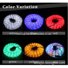 Flat 3 Wire LED Rope Light