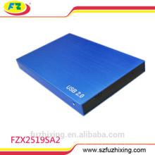 2.5 Estuche para disco duro externo USB 2.0 HDD