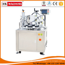 Ultrasonic Plastic Tube Filling and Sealing Machine, Fully Automatic Ultrasound Tube Filler Sealers