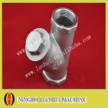 stainless steel Y-joint with precision casting