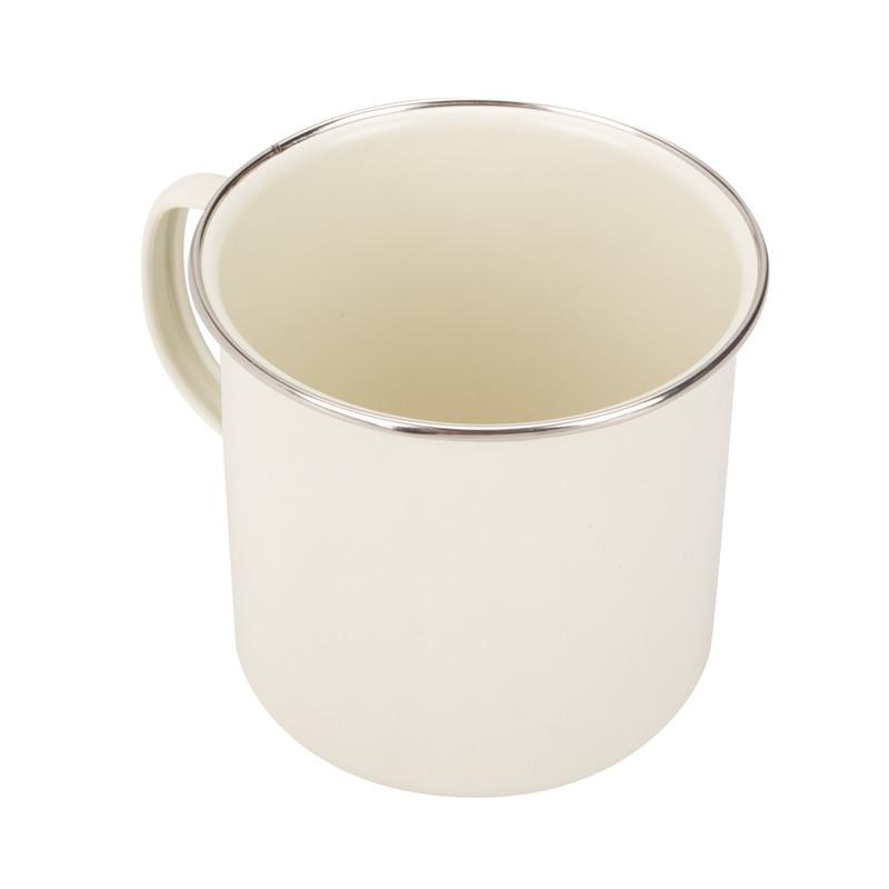 Enamel Coffee Mug