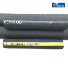 distributeur en caoutchouc tuyau haute tension câbles textiles tuyau de carburant