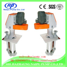 Motor Engine Suck Oil Vertical Submersível Water Slurry Pump