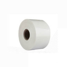Lámina de plástico blanco para tubo cosmético