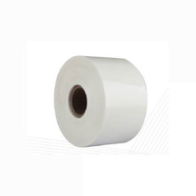 Folha plástica branca para tubo cosmético