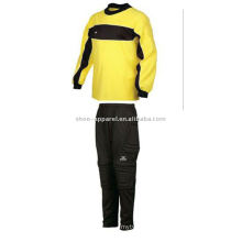 latest hot selling goalkeeper uniforms