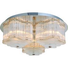 Moderno comedor lámpara de techo de vidrio (mx9120-3)