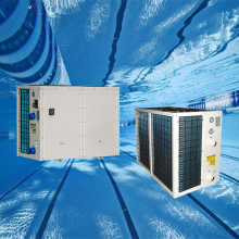 Heating system 50kw Swimming Pool heat pump