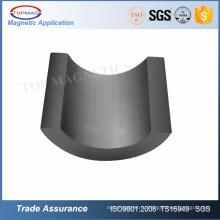 Керамический Ферритовый Магнит Сегмент Для Потолочного Вентилятора