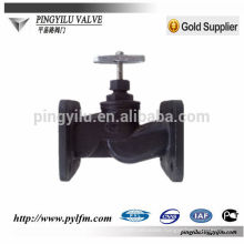 Russian standard cast iron globe valve J11F-16 in China