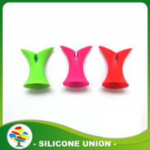 Silicon Mobile Phone Holder Earphone Cable Wrap