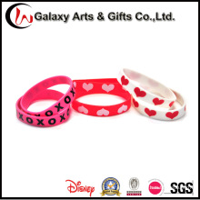 Personalized Health Printed Cheap Silicone Wristband