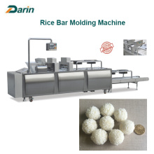 Machine de moulage de barre d'amandes