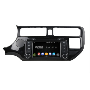 Android 7.1 system car dvd player for KIA K3