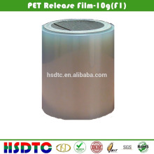 PET Silicone Coated Film 30g release force