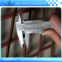 Rede de arame expandida de aço inoxidável usada na decoração