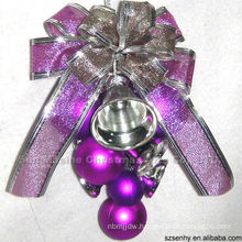 Plastic Decorative Christmas grape ornament, ball