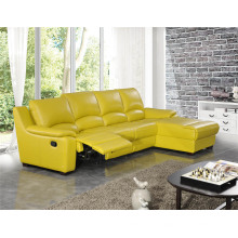 Salon de salon moderne Canapé en cuir