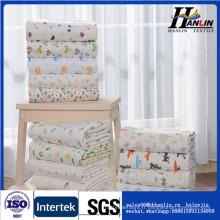 Tissu 100% coton 40s 180gsm tissu tricoté unique pour vêtements bébé
