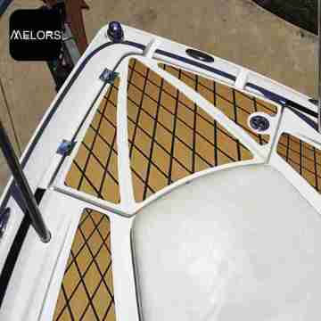 Melors Synthetic Teak Flooring Suelo para barcos