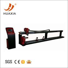 Corte do plasma da máquina de corte do tubo redondo do CNC