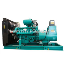 60Hz Googol Engine 600kW 750kVA Diesel Methane Gas Generator set