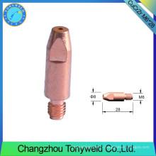 Бинзель МВ 24KD сварочной горелки cucrzr контактный наконечник