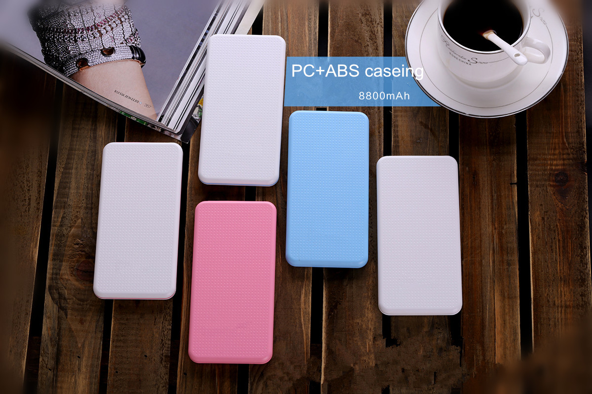 8800mAh power bank portable charger
