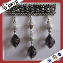 New Style Decorative Beads Tassel for Curtain Accessory