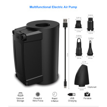 Vacuum Cleaner Air Mattress Pump