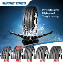 Pneu, pneu do reboque, o pneu do caminhão, pneumático do caminhão de autocarro