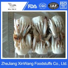Frozen Seafood Half Cut Swimming Crab