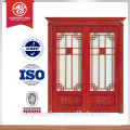80 pulgadas puerta de entrada principal exterior marco de puerta de madera mejor madera para puerta exterior puerta de entrada de madera con vidrio Quality Choice