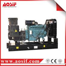Generador de energía del generador doosan de Corea generador diesel de 46KW 58KVA