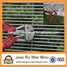 2016 Anti Escalada soldada Mesh 358 Cerca de Alta Segurança (Exportador de Fábrica)