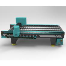 machine de découpe plasma avec compresseur d'air