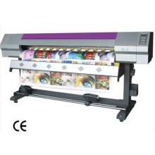 Горячая! 3.2 м с dx5 / dx7 ПК большого формата Эко растворителя принтер (Высокая скорость высокое разрешение)