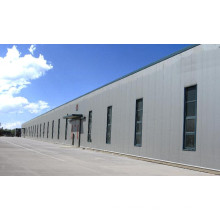 Steel Structure Sandwich Panel Workshop Building (KXD-SSB1428)