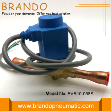 Direct Operated Danfoss Type EVR Solenoid Valve