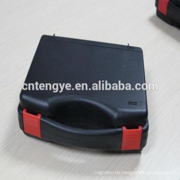 Großhandel Hart PP Material Kunststoff Werkzeugkasten mit EVA-Schaum / geschäumt