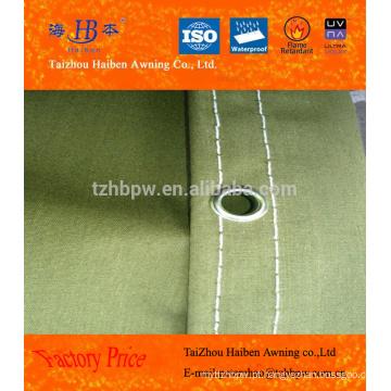 Preço de fábrica 3 * 3 18 * 18 20 * 20 tecido de lona de organossilício