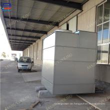 100 Ton Closed Circuit Cross Flow GHM-100 Cooling Tower Fülle Nicht runder Mini rechteckiger Flüssigkühlturm