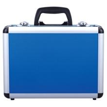 Алюминиевый чемодан для инструмента Алюминиевый футляр для переноски Алюминиевый портфель